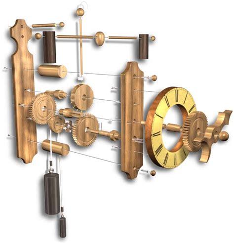 Pdf Diy Wooden Gear Clock Kits Free Patio