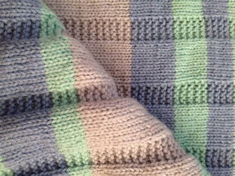 striped knitting pattern knitting a simple striped baby blanket alaska media