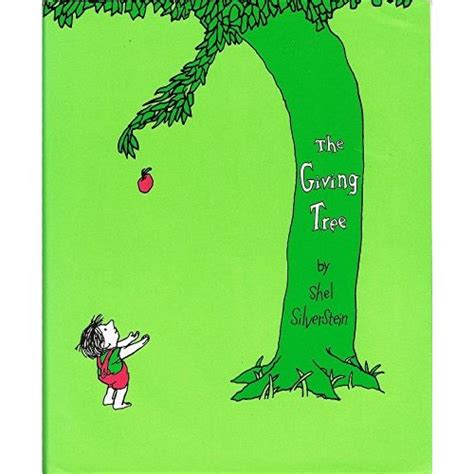 the giving tree book with pictures service above self what leaders can learn from the