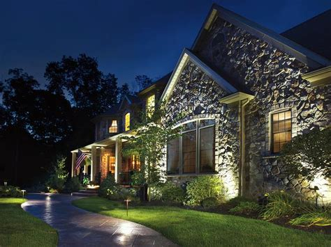 led landscape lighting kichler lighting kichler led landscape lighting make your