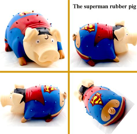 pig rubber st squeaky pig toys and hobbies custom promotional