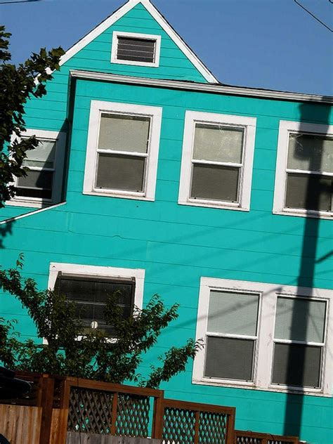bright paint colors for exterior house 31 best bright colored houses images on