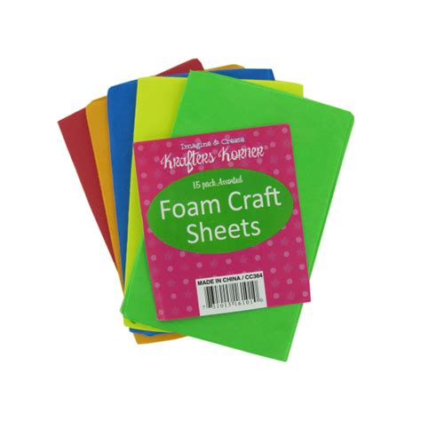 foam craft for foam craft sheets