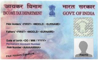 how to make pan card how to check pan card permanent account number