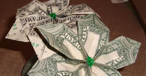 how to make money origami flower how to make a money origami flower bliss tree