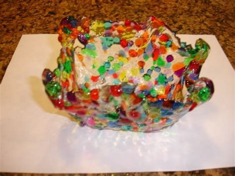 melted bead bowl melted bead bowl 183 how to melt a bead bowl 183 melting on