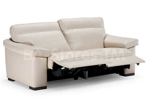 natuzzi editions leather reclining sofa b814 sofas b814