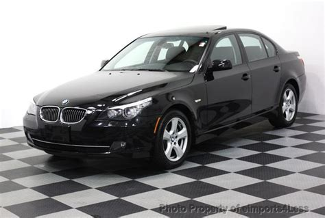 2008 Bmw 535xi by 2008 Used Bmw 5 Series 535xi Awd 6 Speed At Eimports4less