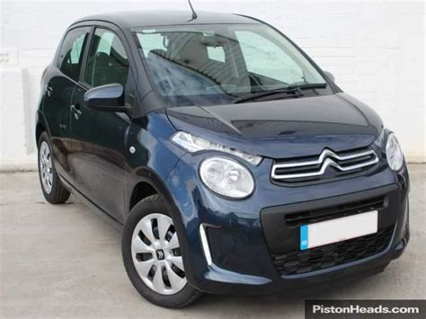 Citroen C1 Mpg by Used 2015 Citroen C1 Feel Fantastic Mpg Low Road Tax And