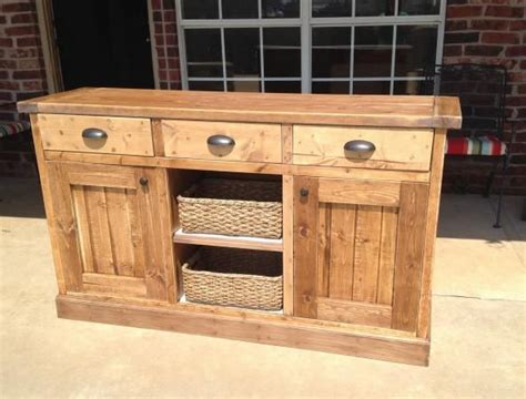 buffet woodworking plans 1000 ideas about rustic buffet on rustic tv