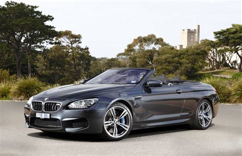 2013 Bmw M6 by 2013 Bmw M6 Coupe And Convertible Now On Sale In Australia