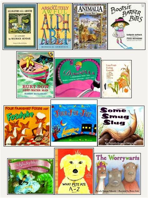 picture books with alliteration books with alliteration 2nd grade figurative language