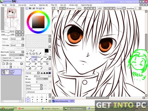 paint tool sai pack version paint tool sai free ssk tech the world of os
