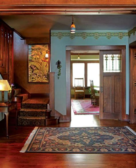 arts and crafts homes interiors arts and crafts movement in america
