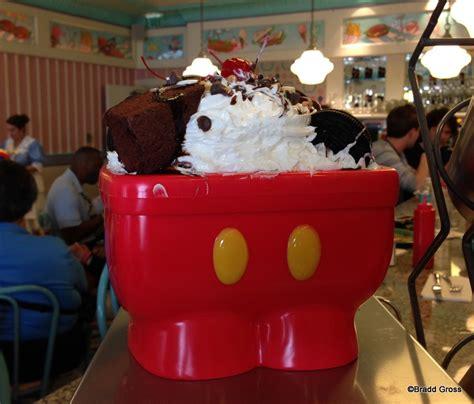 kitchen sink disney world new mickey kitchen sink sundae aka the mickey
