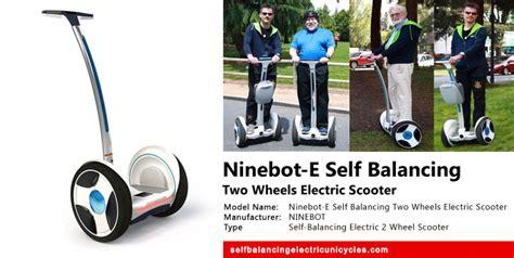 wheel balancing reviews ninebot e electric two wheel self balancing scooter review