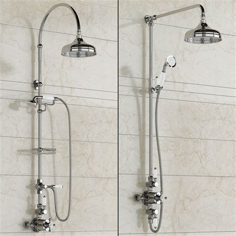 bathroom shower heads best types of shower heads homesfeed