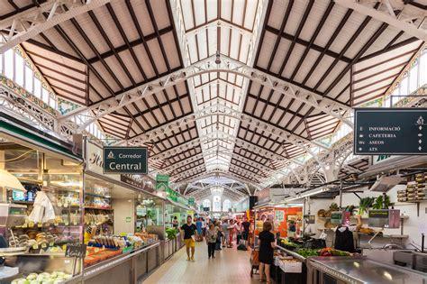 Mercado Central De Valencia Wikiwand