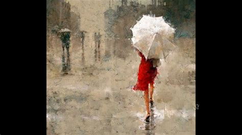 is painting omar akram falling through the and andre kohn