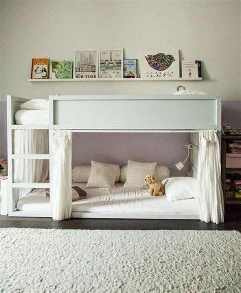 ikea bunk bed ideas les 25 meilleures id 233 es concernant kura bed sur