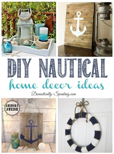 nautical themed home decor best 25 nautical home decorating ideas on