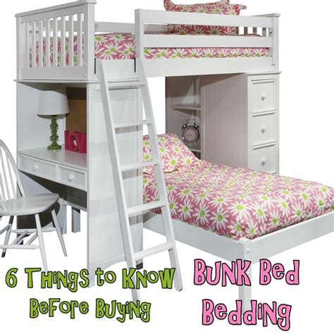 how to make bunk bed sheets six things to before buying bunk bed bedding