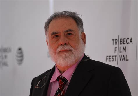 Francis Ford Coppola by Tribeca Francis Ford Coppola On His Next Project Dista