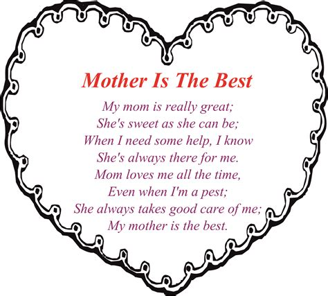 for mothers day best mothers day poems