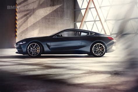 New Bmw 8 Series by Reborn Of The New Bmw 8 Series Concept