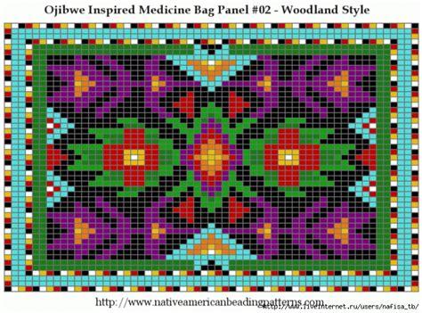 ojibwa bead loom ojibwe beadwork patterns ojibwe thunderbird patterns