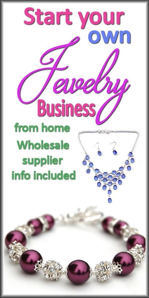 starting jewelry how to start a jewelry business using a wholesale supplier