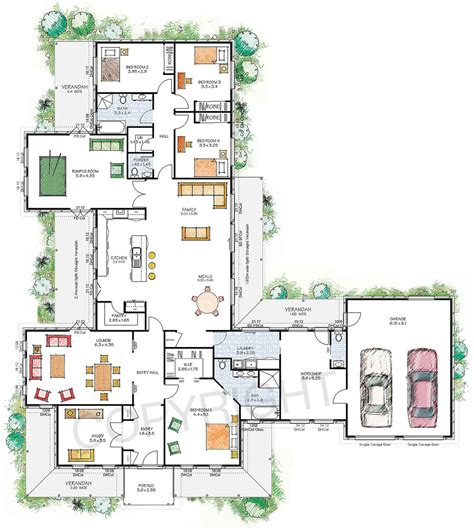 floor plans australian homes paal kit homes franklin steel frame kit home nsw qld vic