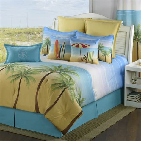 tropical comforters sets delectably yours palm coast tropical bedding