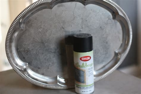 chalkboard paint crafts chalkboard trays think crafts by createforless