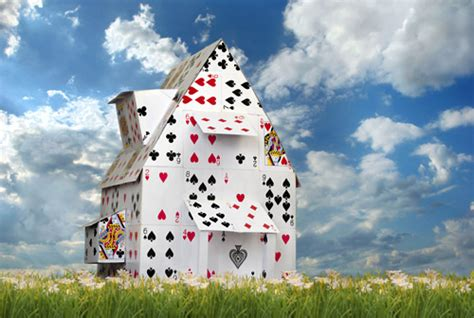 how to make a house out of cards fourth way and esoteric tradition
