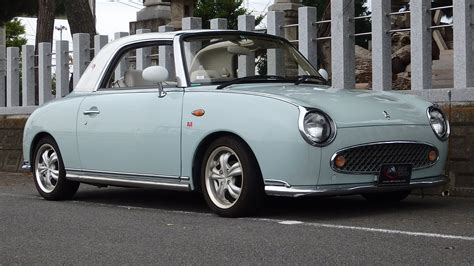 Nissan For Sale by Nissan Figaro For Sale At Jdm Expo