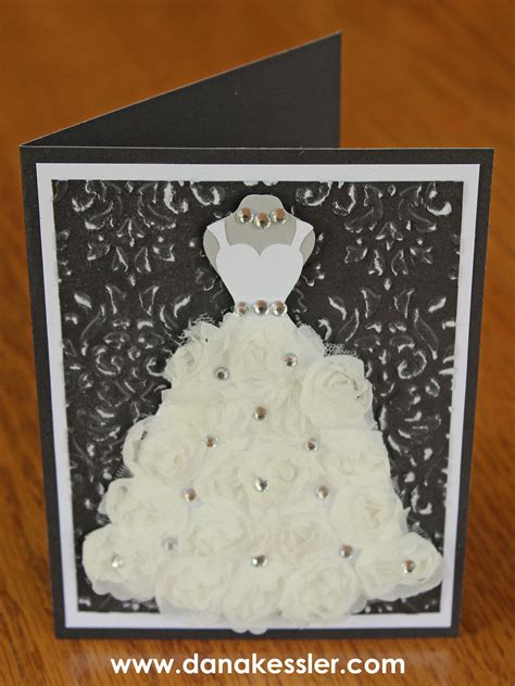 bridal shower cards to make bridal shower card she s going to the chapel