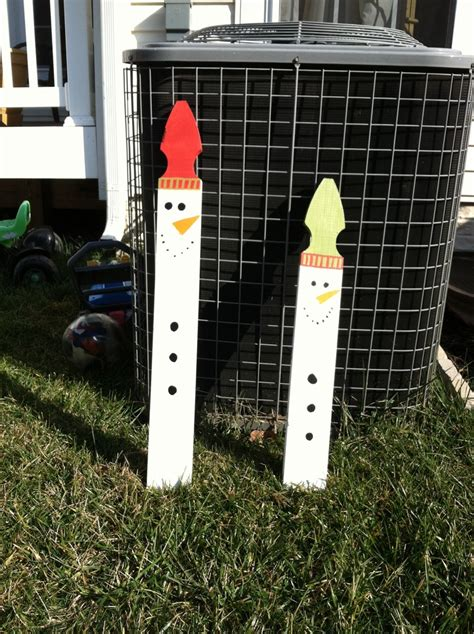 picket fence craft projects 23 best images about picket fence crafts on