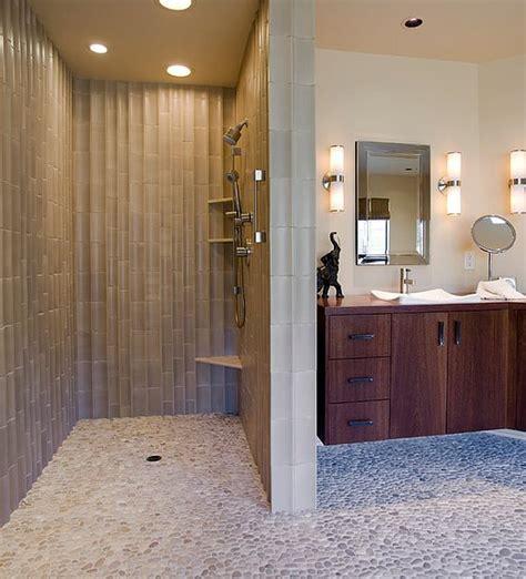 shower stall designs without doors doorless shower pics