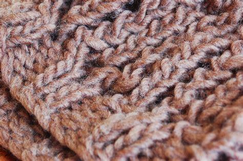 chunky free knitting patterns chunky knit fall hat free pattern open lace design by