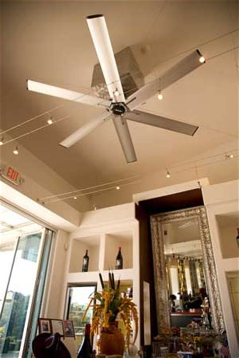 high volume low speed ceiling fans the misting store macro air high volume low speed hvls