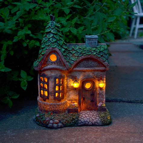solar powered ornaments solar powered led garden ornaments patio outdoor feature light