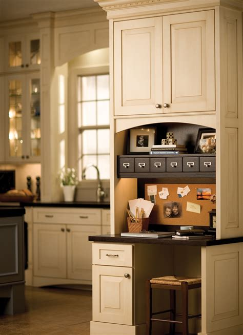 desk area cabinetry throughout the home home offices bathrooms