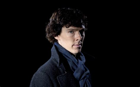 Benedict Cumberbatch & Jessica Chastain to Hike 'Crimson ... Benedict Cumberbatch As Sherlock
