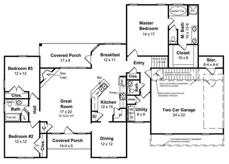 house plans for ranch style homes ranch style homes the ranch house plan makes a big comeback