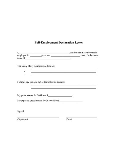17 affidavit of loss template business example letter