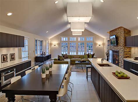 Kitchen Triangle With Island large kitchen floorplans need creative kitchen triangle