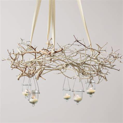Branch Light Fixture by Twc Decorando Con Ramas De 225 Rbol