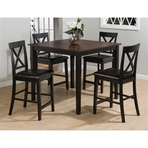 Height Dining Table Set Jofran 262 Series 5 Counter Height Dining Table Set 262