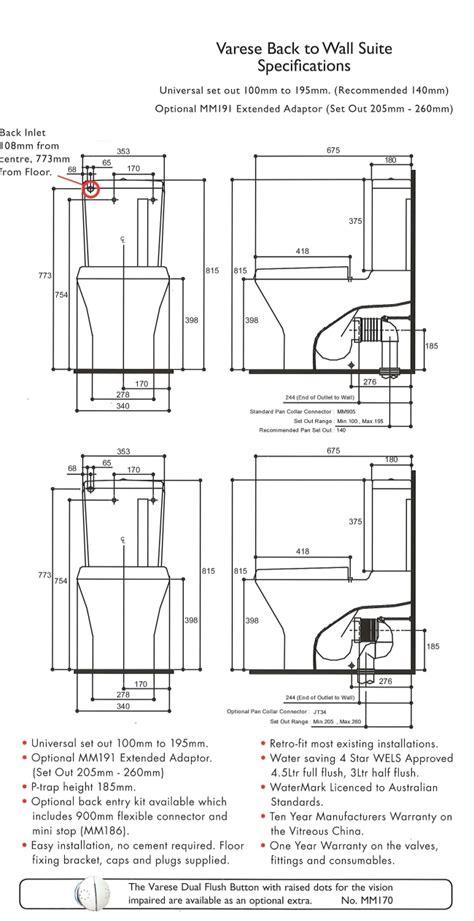 Villeroy Boch Subway Toilet Installation Instructions by Benton S Finer Bathrooms Linea Varese Btw Toilet Suite
